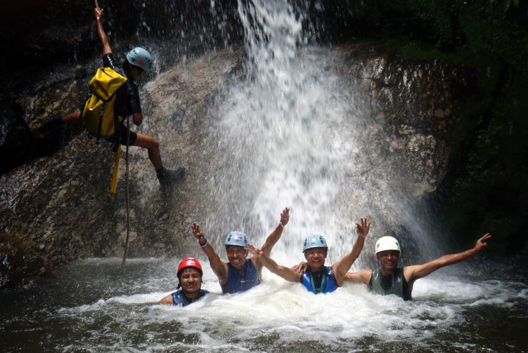 Sunkoshi Valley Canyoning Cost & Itinerary Spring/Autumn 2018/2019