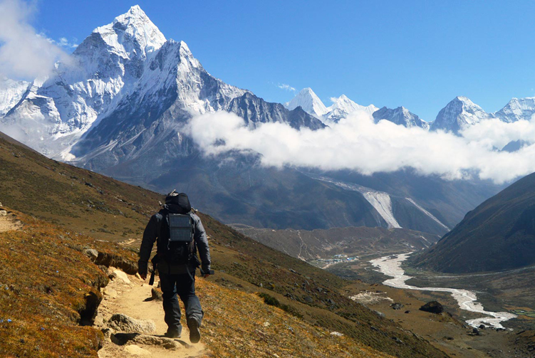 Everest Base Camp Trek fixed departure spring/autumn 2016/2018 cost & itinerary