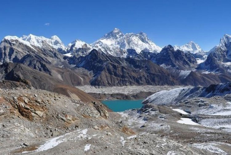 Everest 3 High Passes Trek fixed departure spring/autumn 2016/2018 cost & itinerary