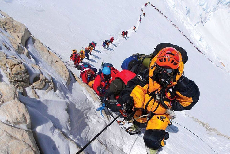 8000M Expedition in Nepal