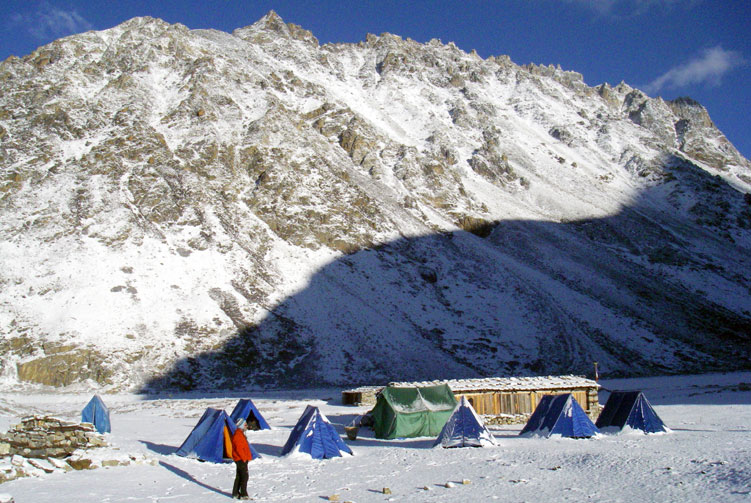 Kanchenjunga Base Camp Trek fixed departure spring/autumn 2016/2018 cost & itinerary