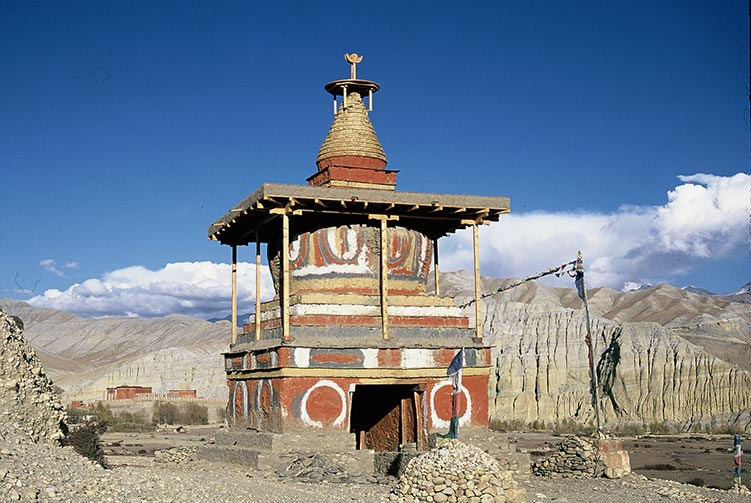 Upper Mustang Circuit Trek Fixed Departure Spring/Autumn 2018/2019 Cost & Itinerary