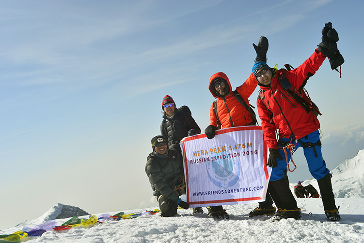 Mera Peak Climbing Expedition fixed departure spring/autumn 2016/2018 cost & itinerary