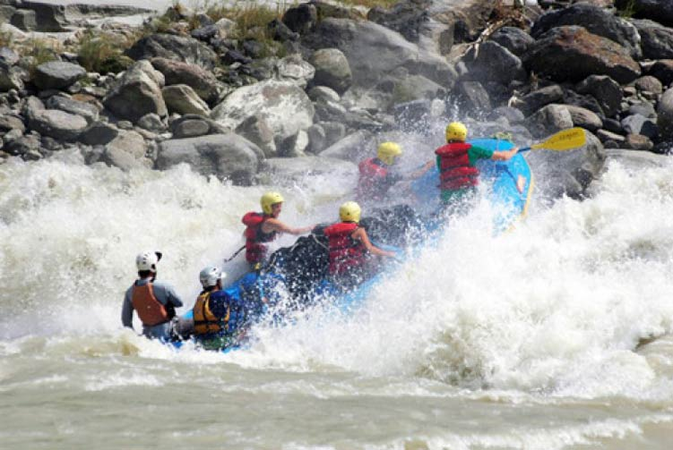Sunkoshi River Rafting fixed departure spring/autumn 2018/2019 cost & itinerary