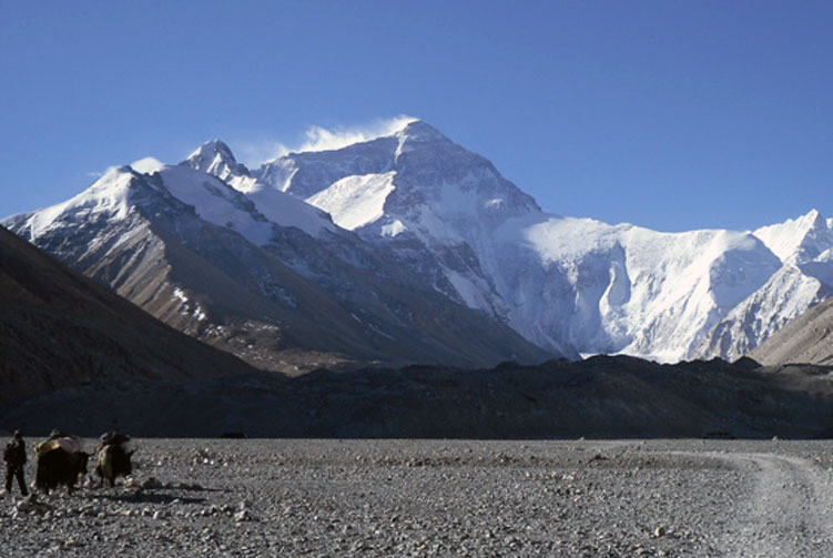 Advance Everest Base Camp Trek Tibet Side North Face Cost & itinerary