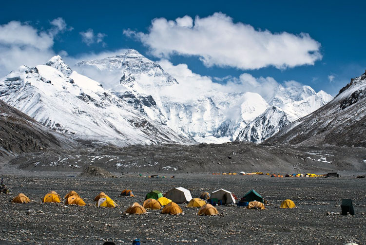 North Face Everest Panorama Trek fixed departure spring/autumn 2018/2019 cost & itinerary